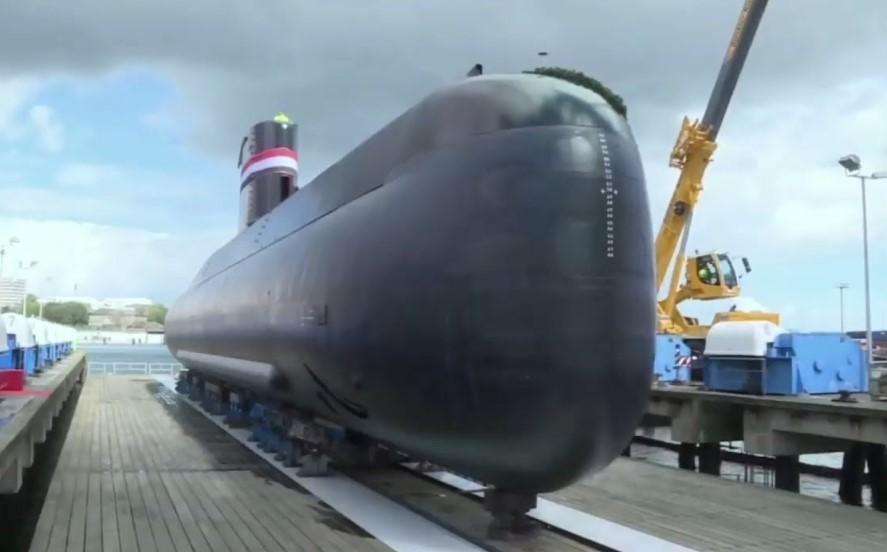 الغواصة S43