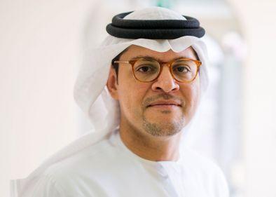 معالي محمد علي محمد الشرفاء رئيس مجلس إدارة صندوق خليفة لتطوير المشاريع